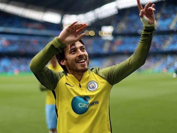 Сильва проводит 400-й матч в составе «Манчестер Сити»