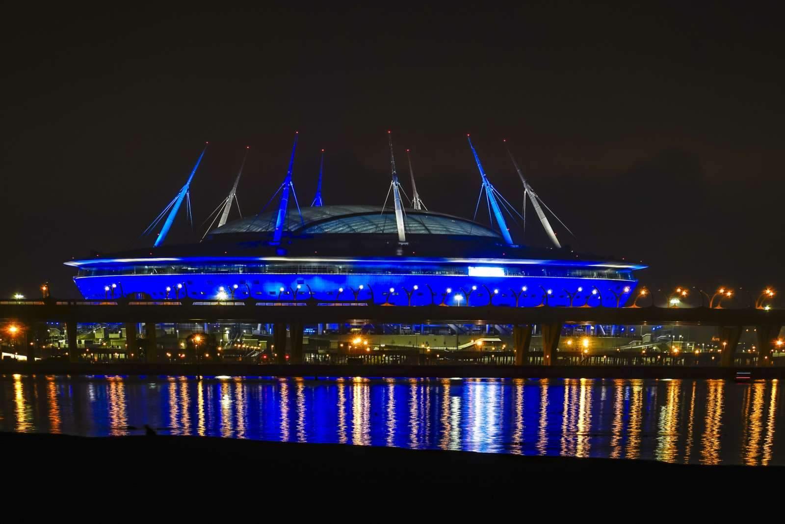 Санкт-Петербург примет семь матчей Евро-2020