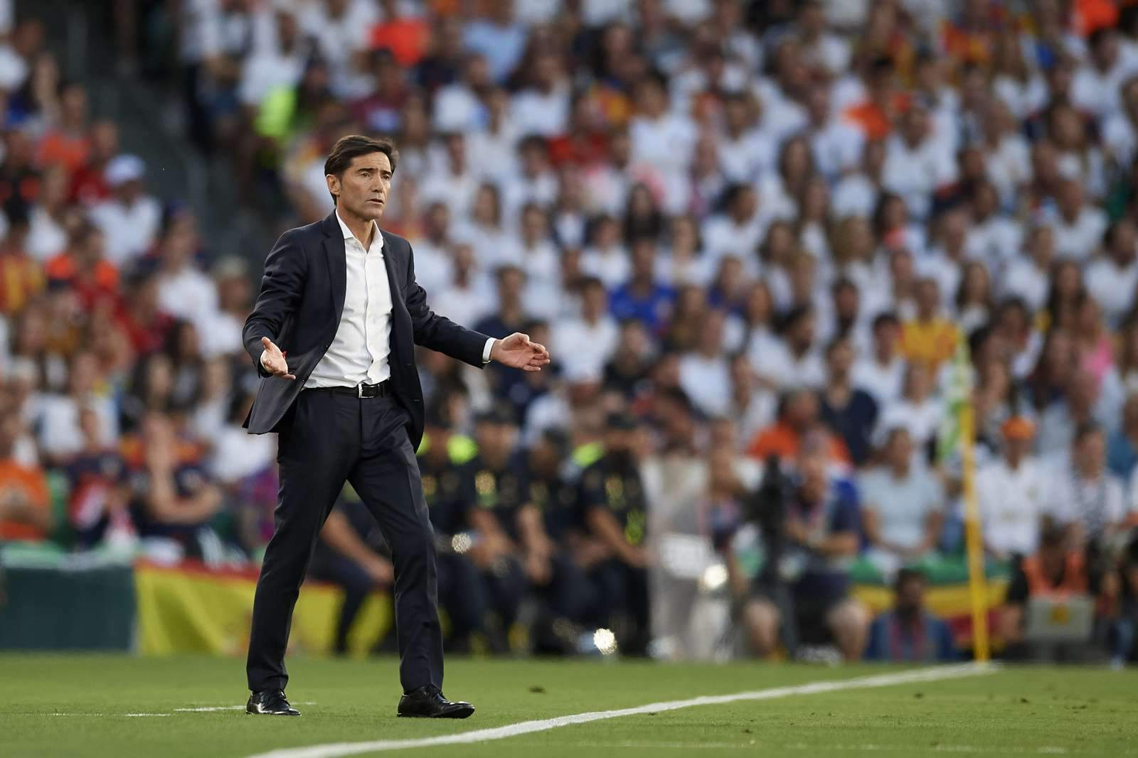 Марселино - первый тренер, победивший «Барселону» в двух финалах подряд