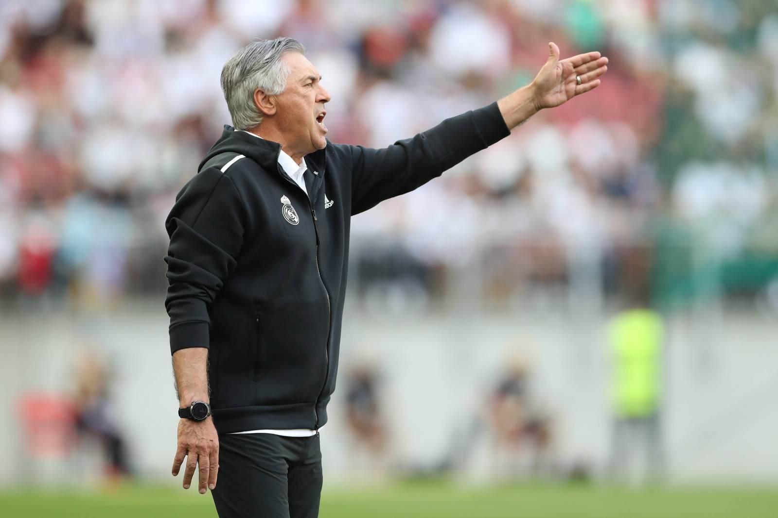 Анчелотти не радуют проблемы «Барселоны»