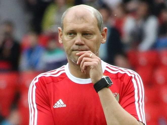 Помощник Черчесова раскритиковал тренера сборной России U-20