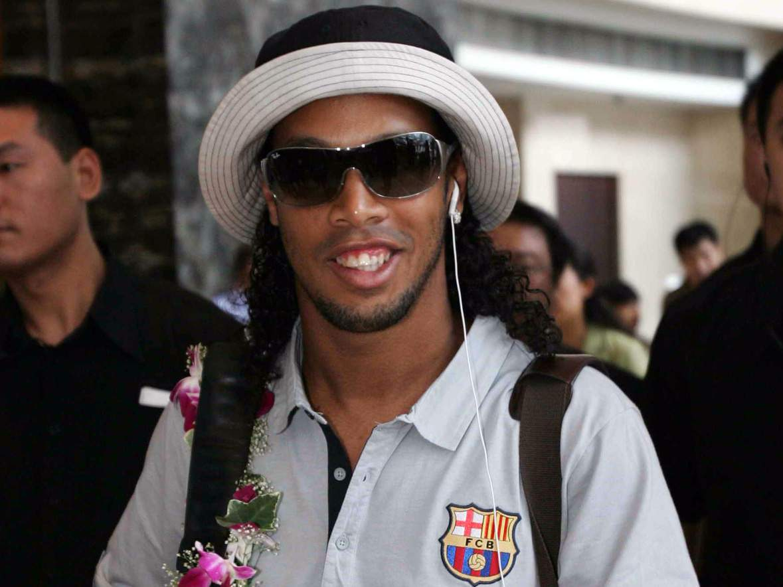 Диас: «Роналдиньо вдохновляет меня и как человек, и как игрок»