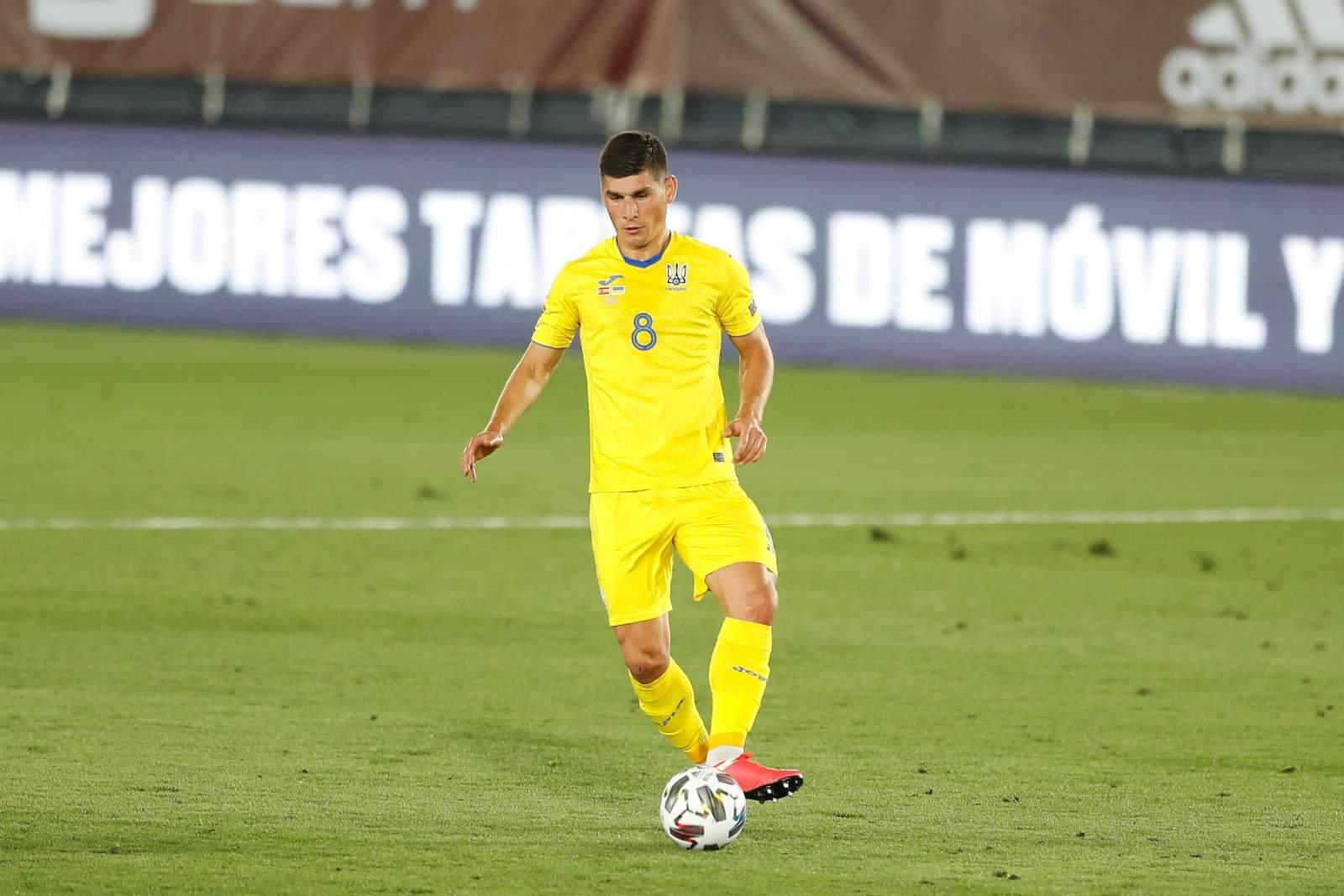 Малиновский вернётся в сборную Украины после конфликта с главным тренером