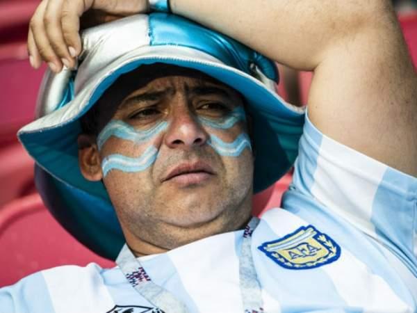 Сборная Аргентины без Месси забила шесть мячей в ворота Эквадора