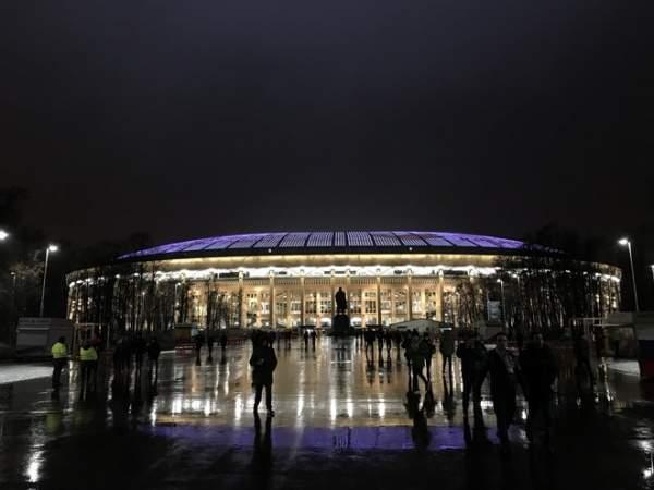 """Супервайзер """"Лужников"""": """"Продажа пива на стадионах во время ЧМ-2018 была ошибкой"""""""