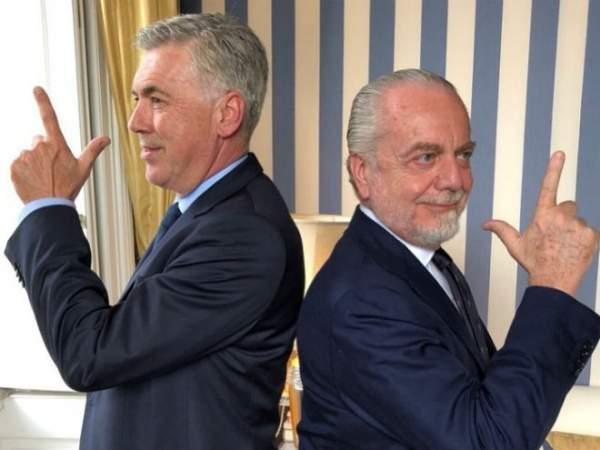 "Де Лаурентис: ""Баварии"" дали арендовать Хамеса, с ""Наполи"" требуют 42 млн"""