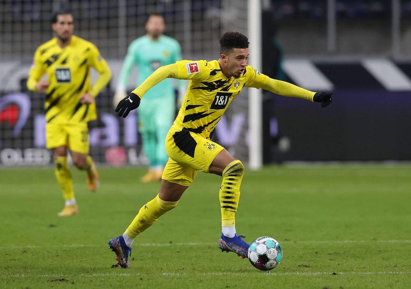 Дортмундская «Боруссия» в полуфинале Кубка после победы в Мёнхенгладбахе
