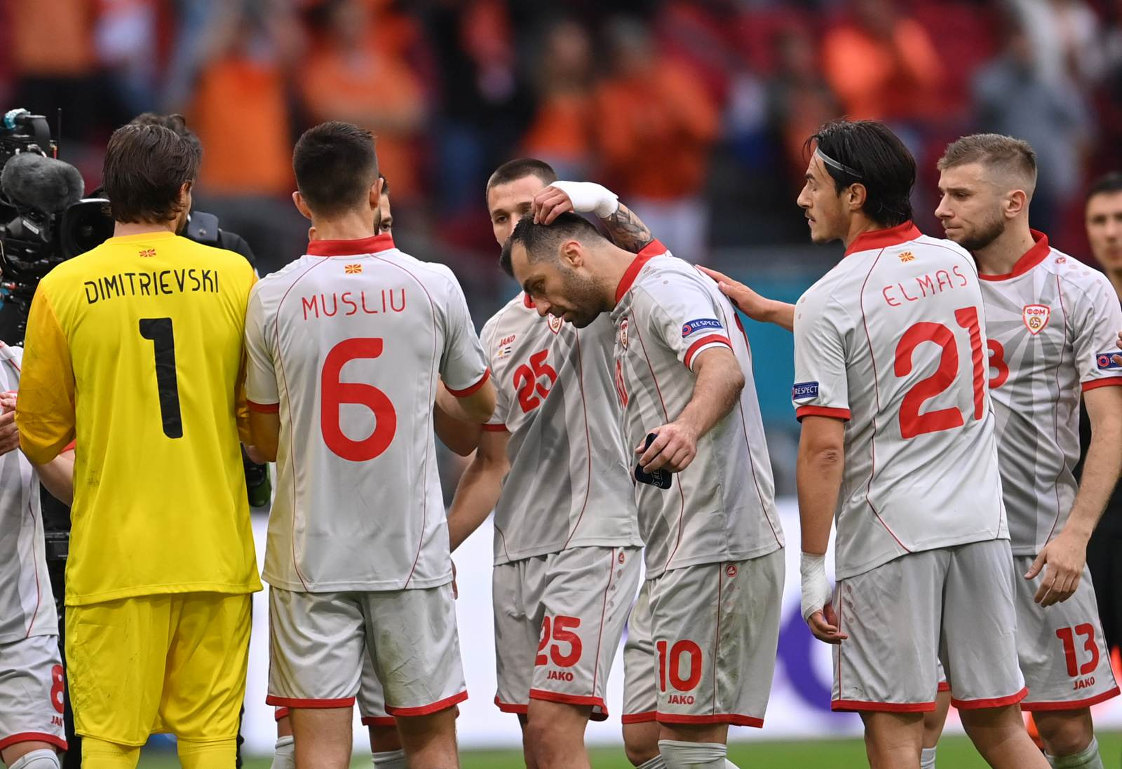 Северная Македония – Армения: прогноз на матч отборочного цикла чемпионата мира-2022 - 2 сентября 2021