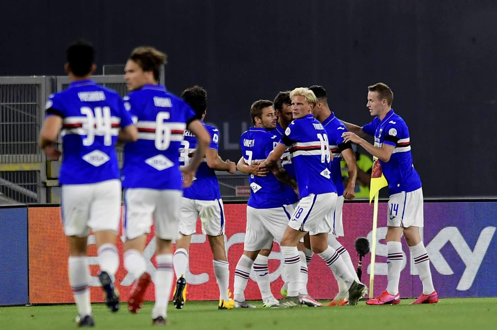 «Сампдория» - «Алессандрия»: прогноз на матч 1/32 финала Кубка Италии - 16 августа 2021