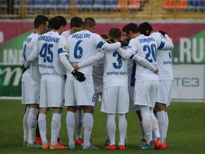 «Крыльев Советов» - о финале Кубка России: «Мы готовы на многое»