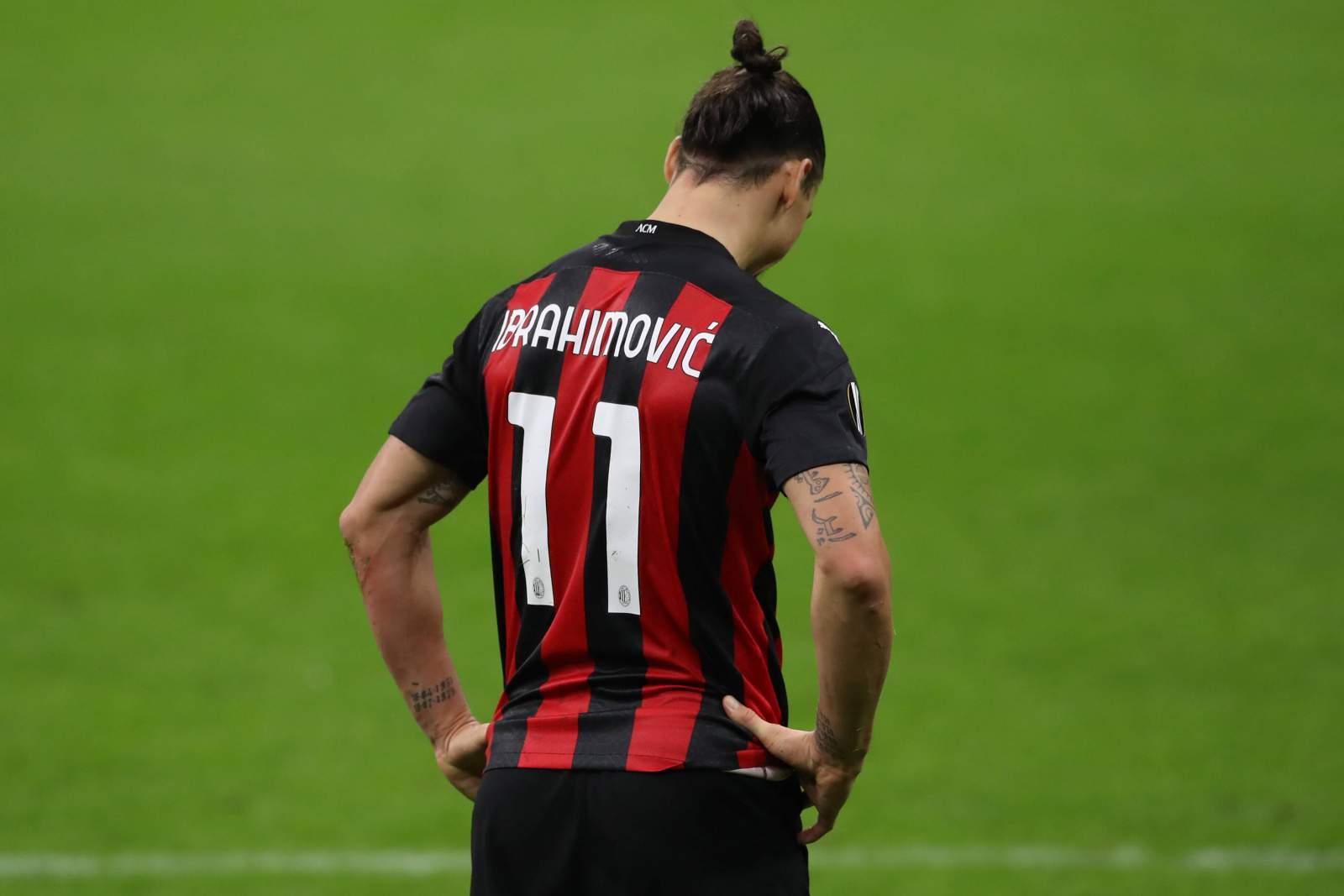 Ибрагимович ведёт переговоры о возвращении в сборную Швеции