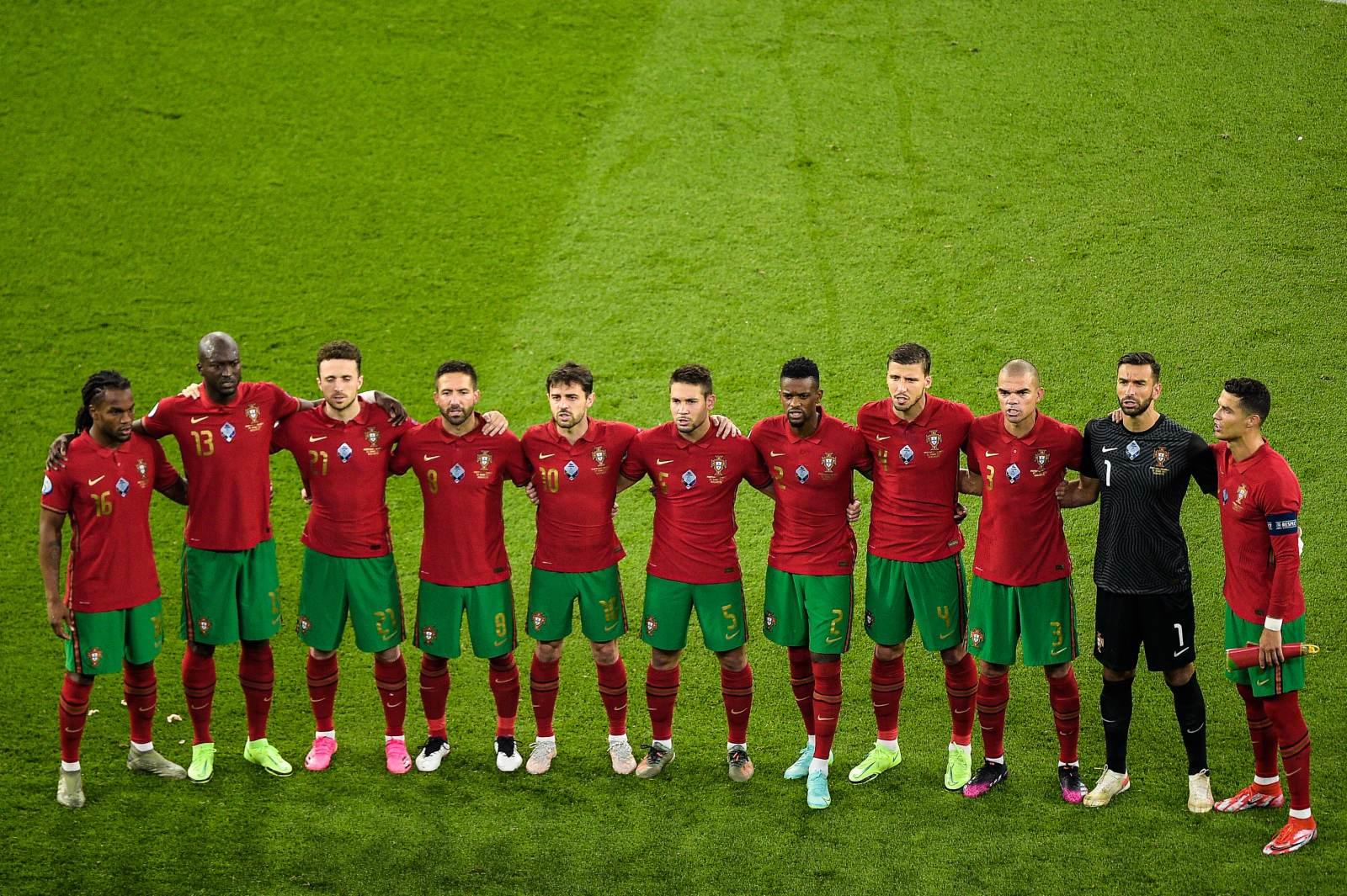 Португалия - Катар - 3:0 (завершён)