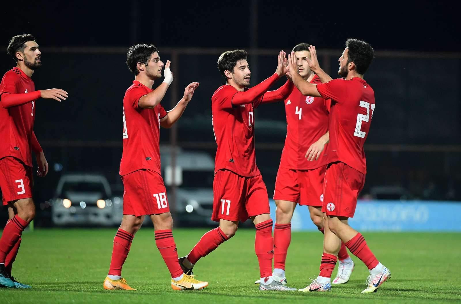 Сборной Грузии отказали в переносе матча с Грецией