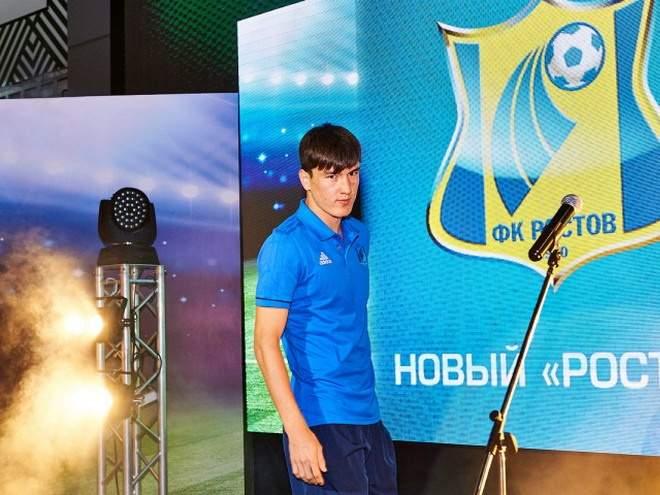 Шомуродов - лучший футболист «Ростова» на старте сезона