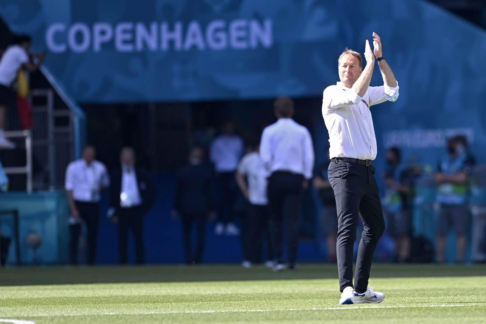 Хьюлманд: «Дания сильна командным духом»