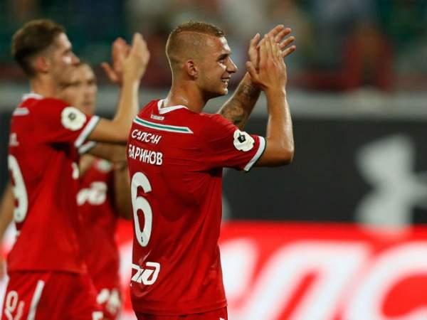 Баринов вспомнил о победе над «Байером» в Лиге чемпионов