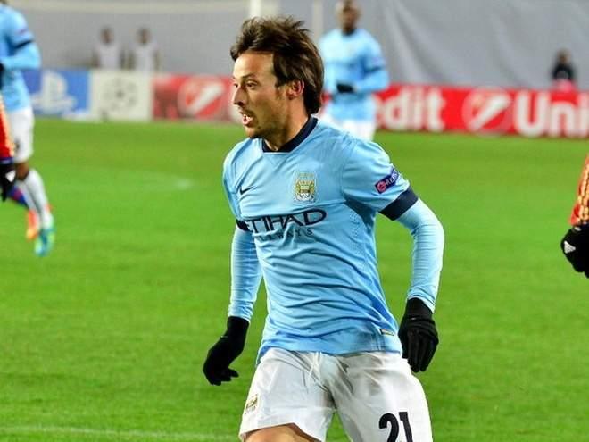 О переходе Сильвы в «Лацио» будет объявлено после завершения выступлений «Манчестер Сити» в Лиге чемпионов