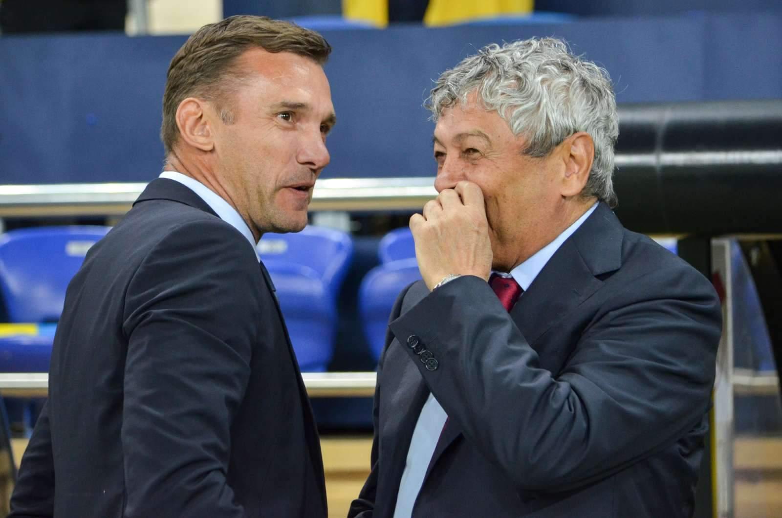 Луческу хочет пригласить сына Ривалдо в «Динамо»