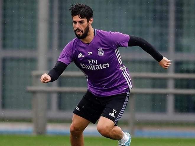 Футболист «Реала» Иско выбыл намесяц из-за аппендицита