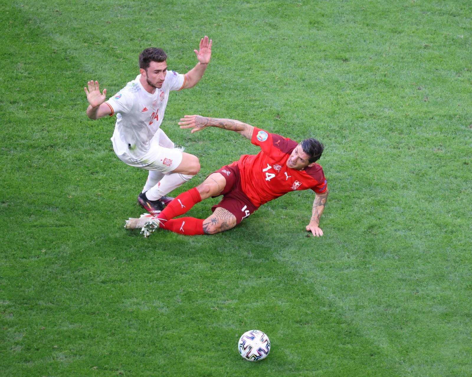 Лапорт: «Испания доказала, что является сильной командой и играет в красивый футбол»