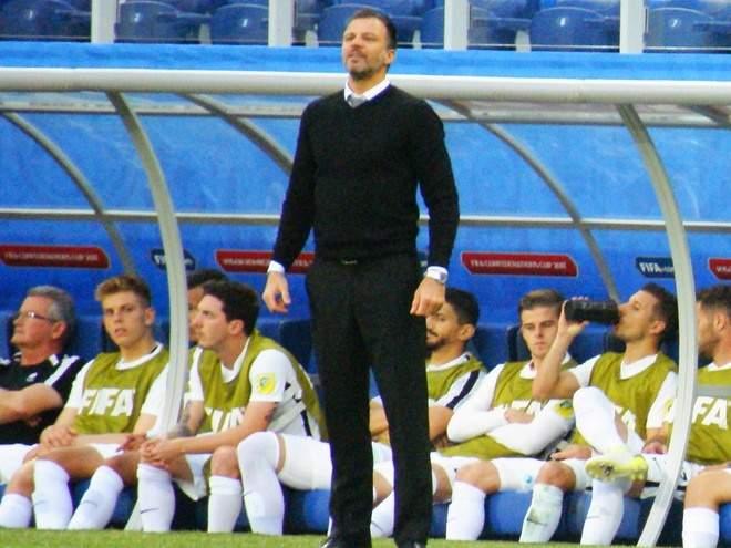 Хадсон покинул пост главного тренера сборной Новой Зеландии