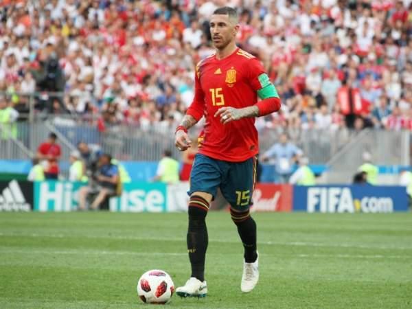 Рамос догнал ди Стефано в рейтинге лучших бомбардиров сборной Испании