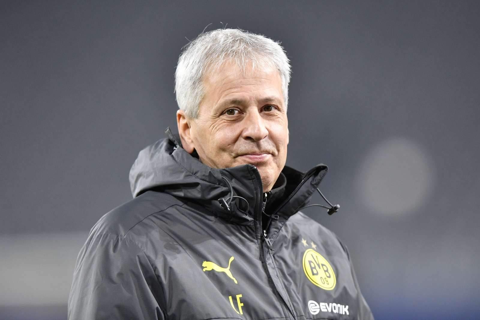 Дортмундская «Боруссия» объявила об увольнении Фавра