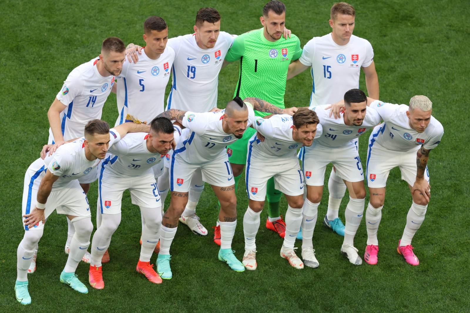 Экс-игрок сборной Словакии Шестак: «Матч с Россией будет очень равным, вязким и тягучим»