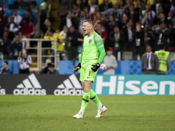 Саутгейт: «В настоящий момент Пикфорду никто не бросает серьёзного вызова в сборной Англии»