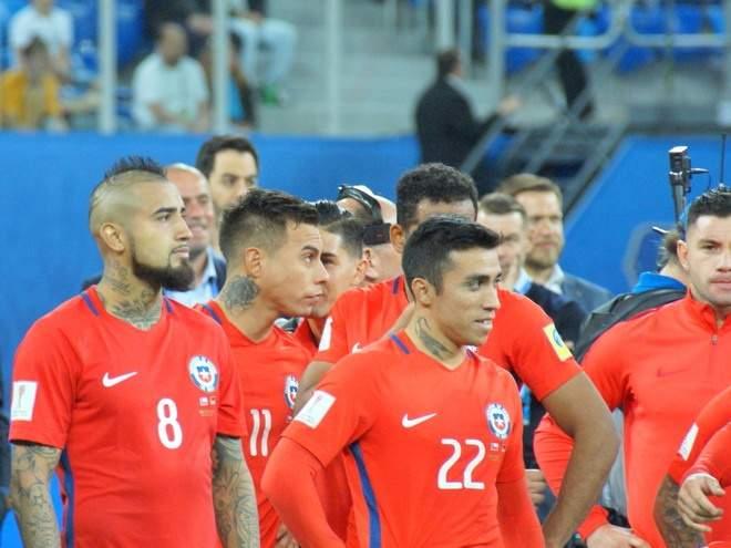 Сборная Чили разгромно победила Японию
