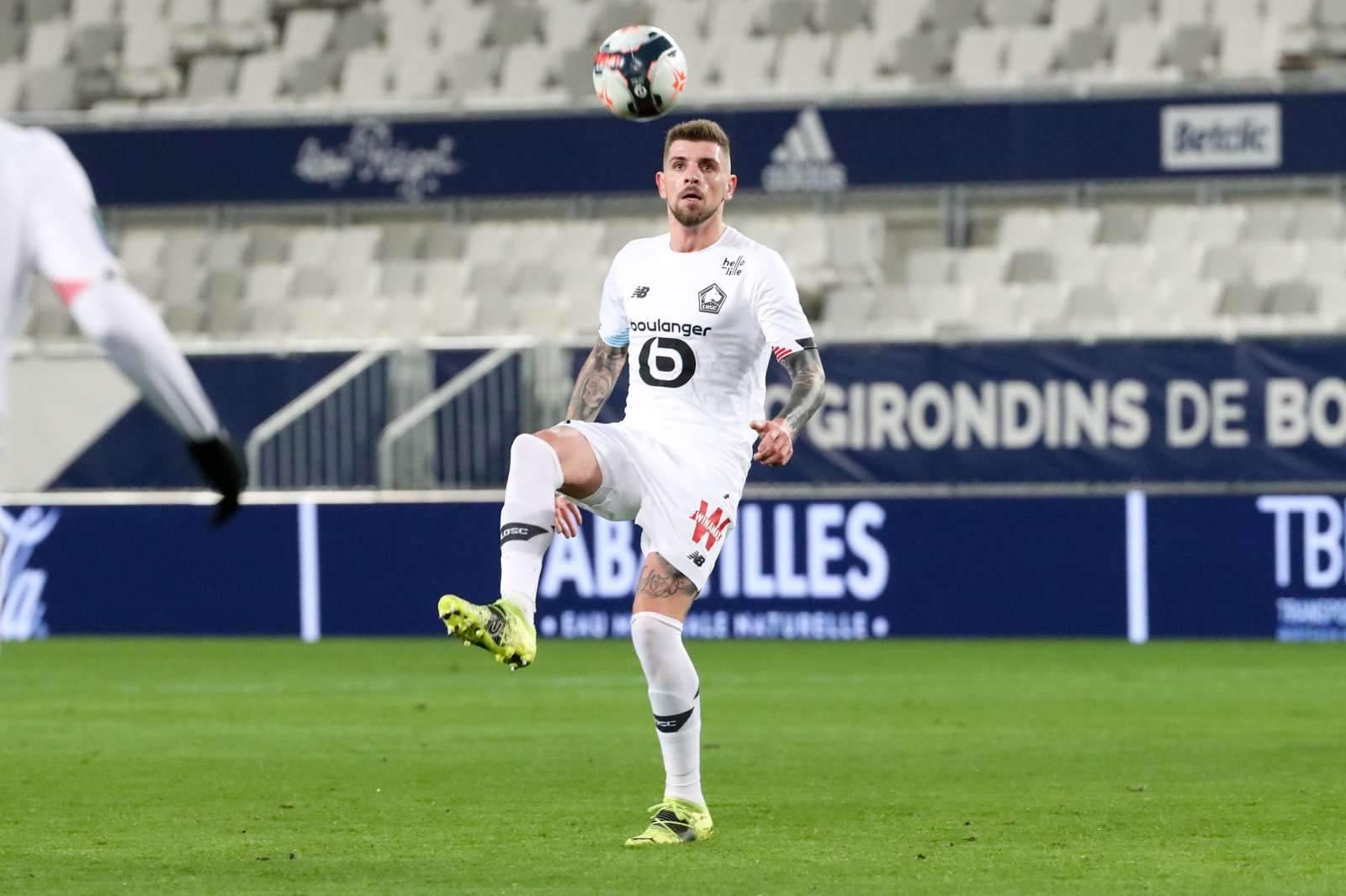 «Лилль» обыграл «ПСЖ» в матче за Суперкубок