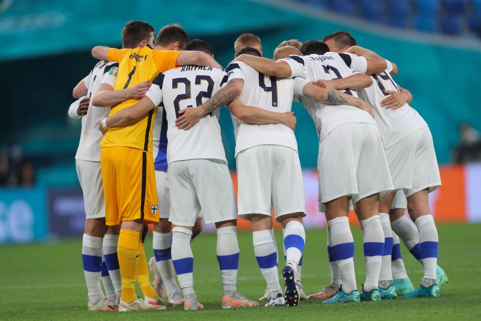 Финляндия - Казахстан - 1:0 (завершён)