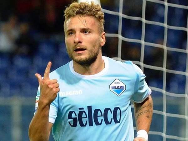 Голы Иммобиле и Марусича принесли «Лацио» три очка в матче с «Пармой»