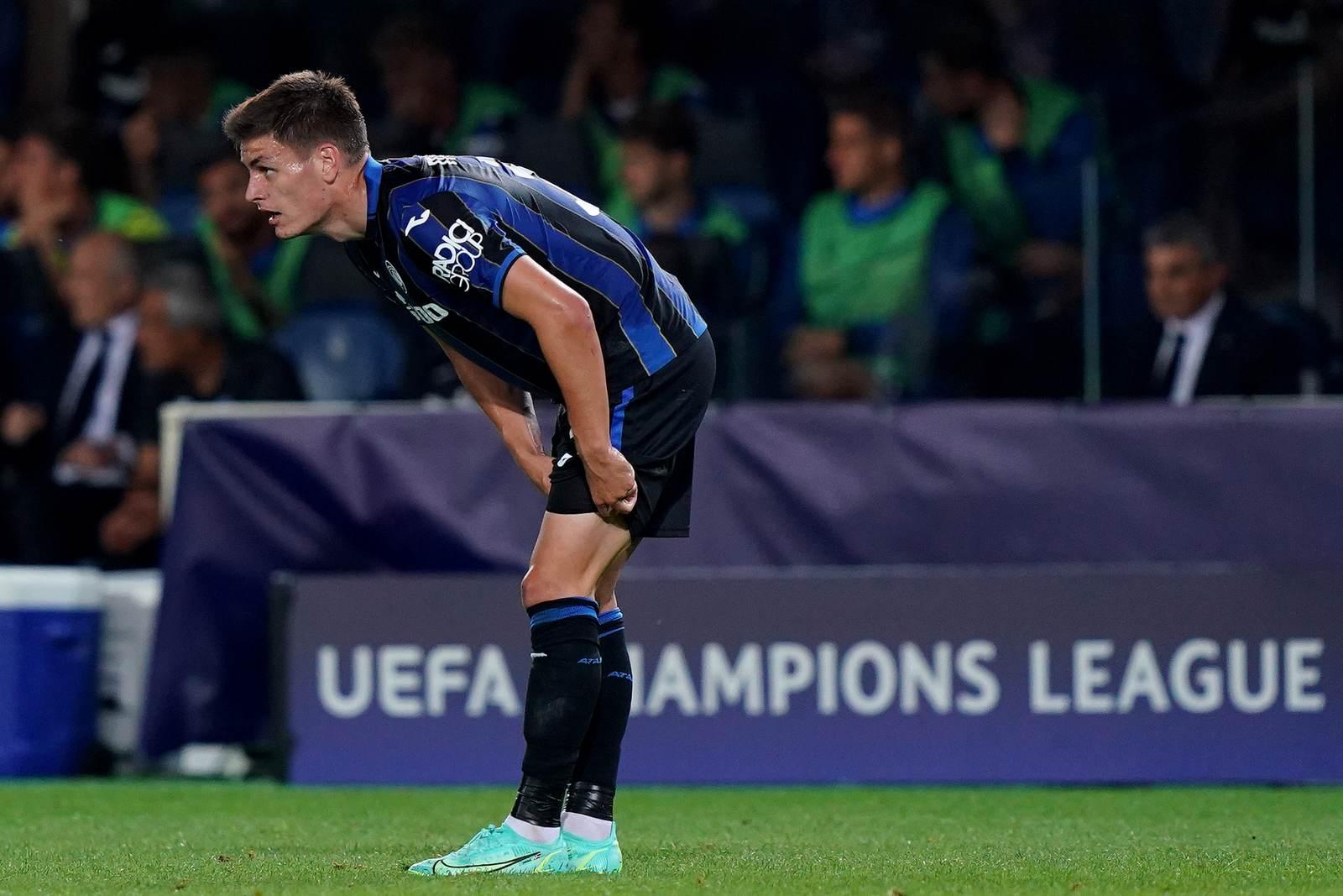 «Реал» интересуется защитником «Аталанты»