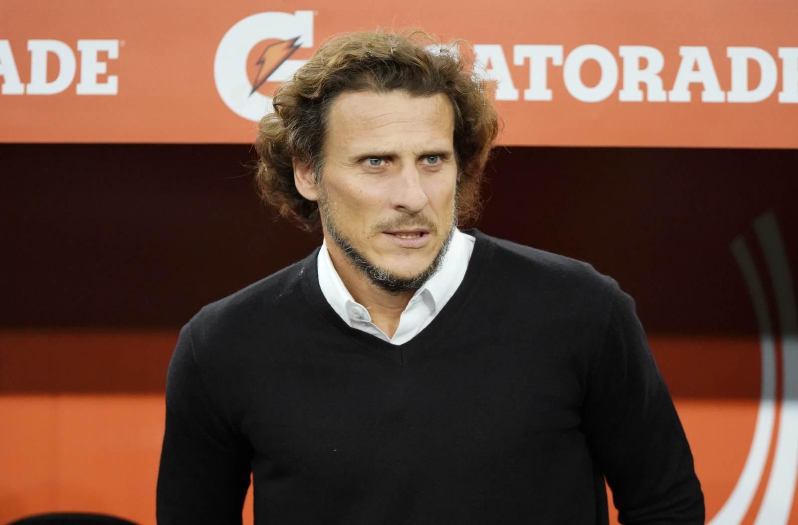 Форлан уволен из клуба второй лиги Уругвая