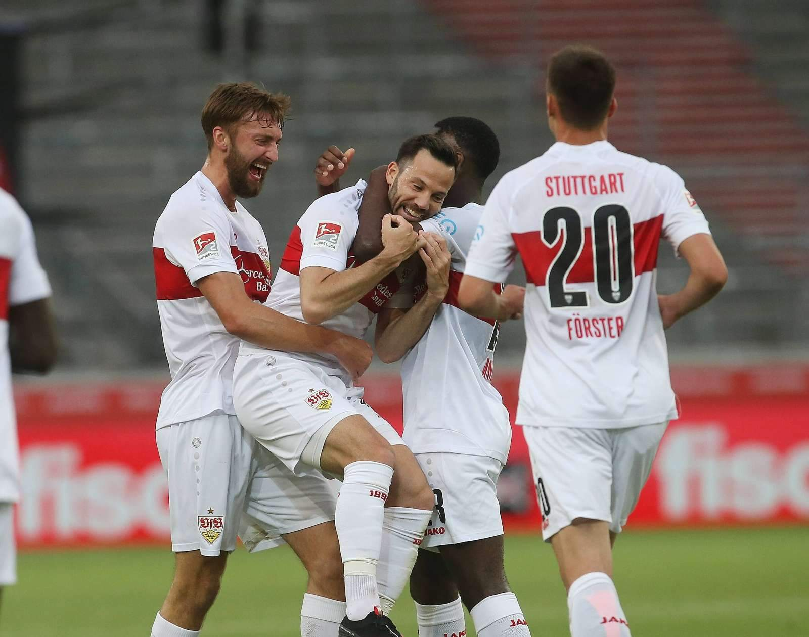 «Штуттгарт» стал пятым клубом, забившим 3000 голов в Бундеслиге