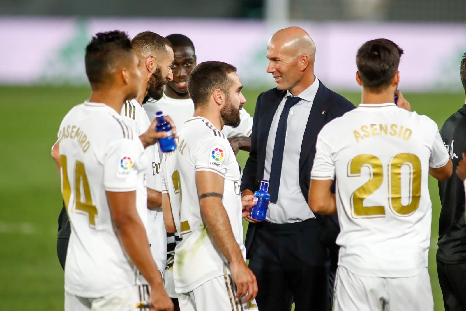 «Реал» - «Алавес» - 1:2 (завершён)