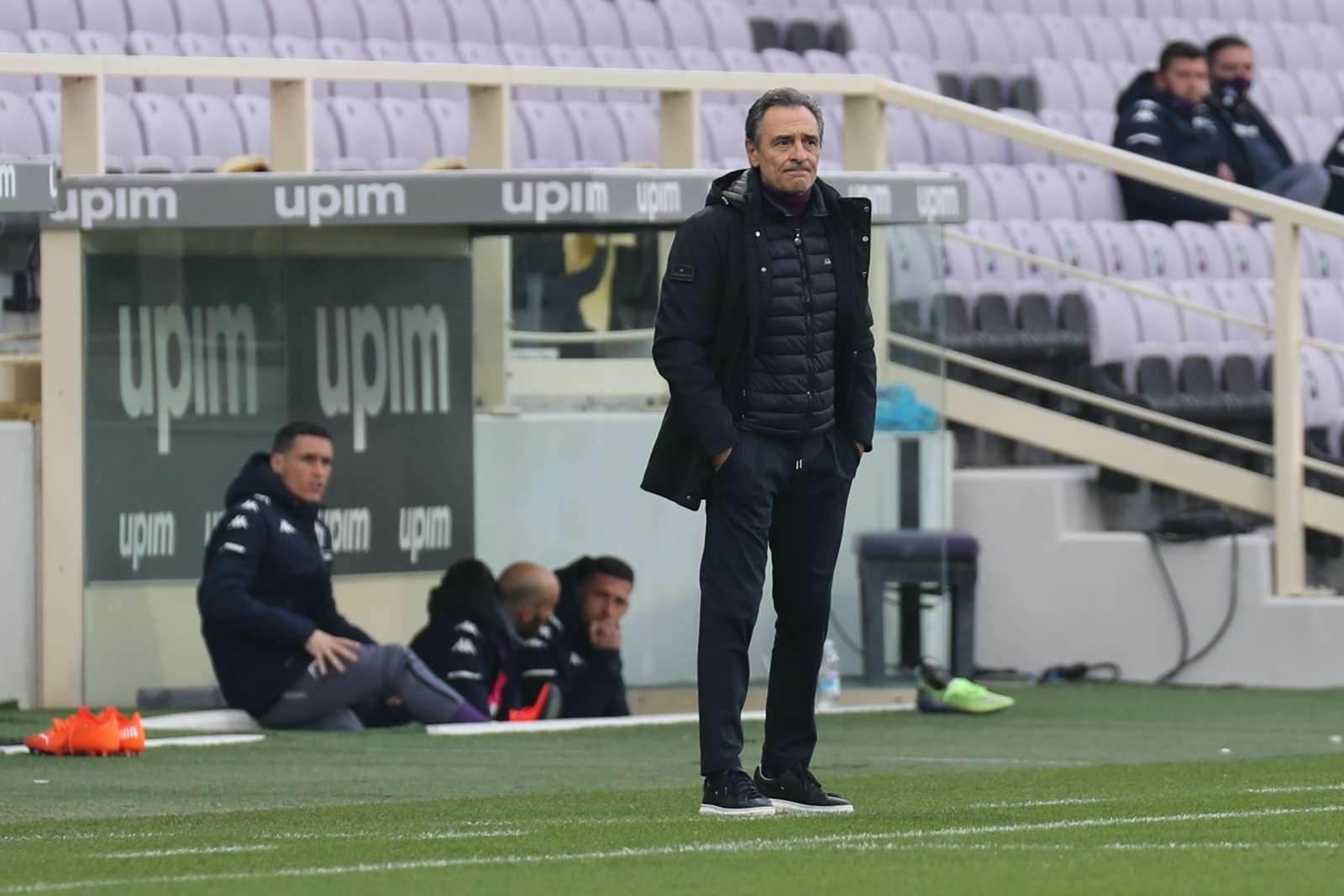 Пранделли: «Мы будем играть в открытый футбол в матче с «Интером»