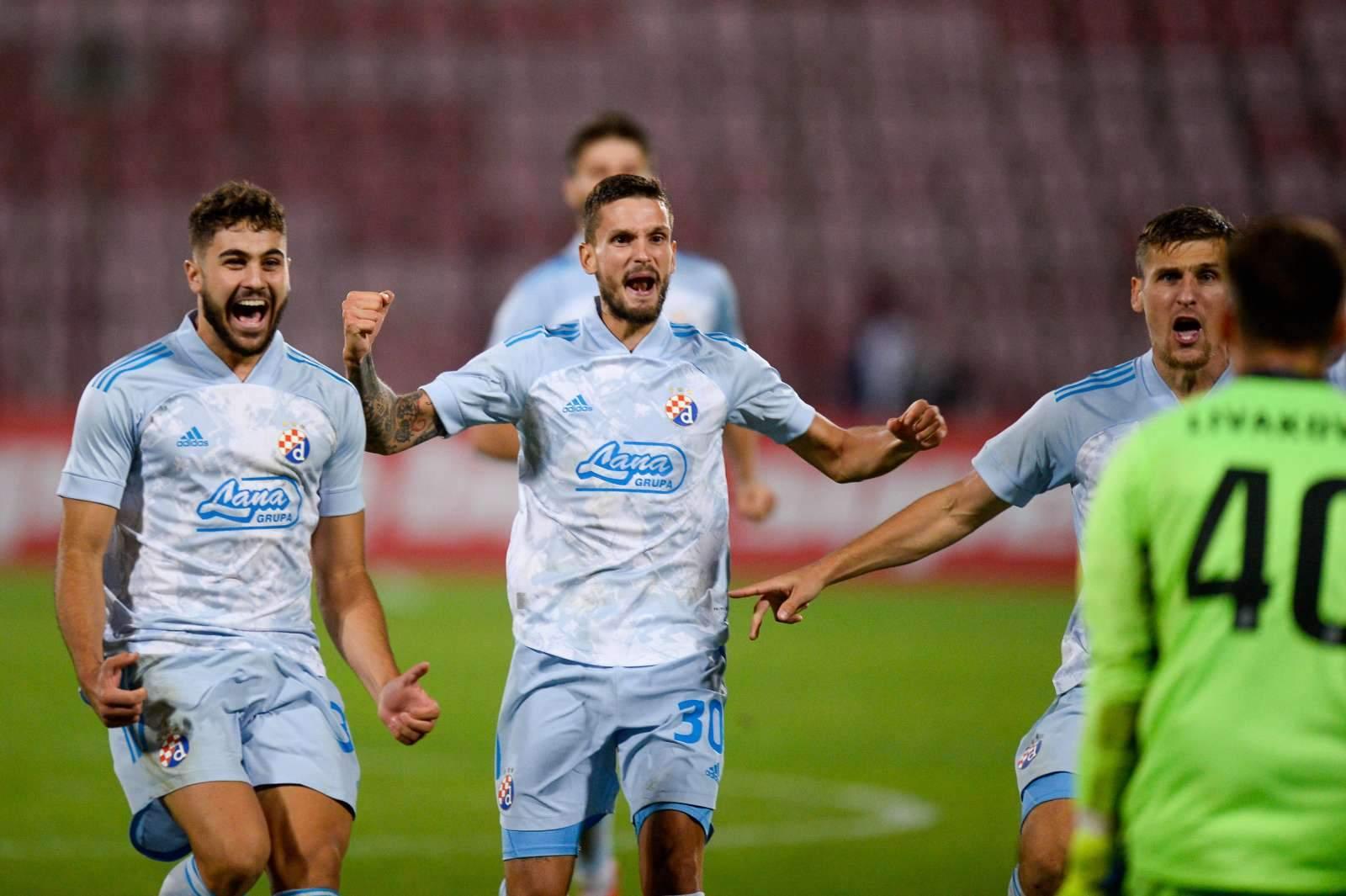 ЦСКА снова пропустил от загребского «Динамо», счёт вовсе мог быть разгромным