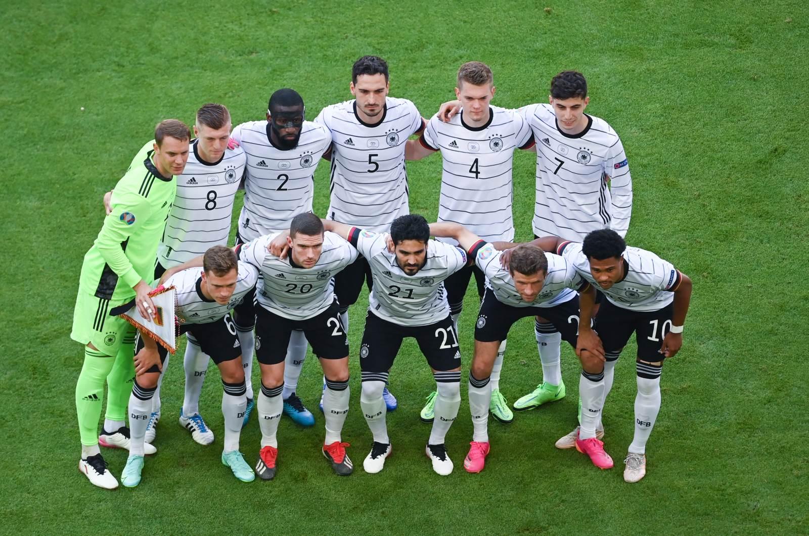 Исландия - Германия - 0:4 (закончен)