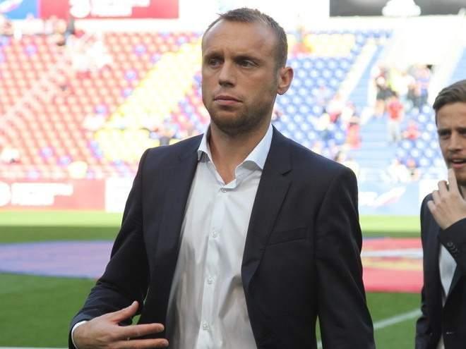 Глушаков дебютировал за «Химки»