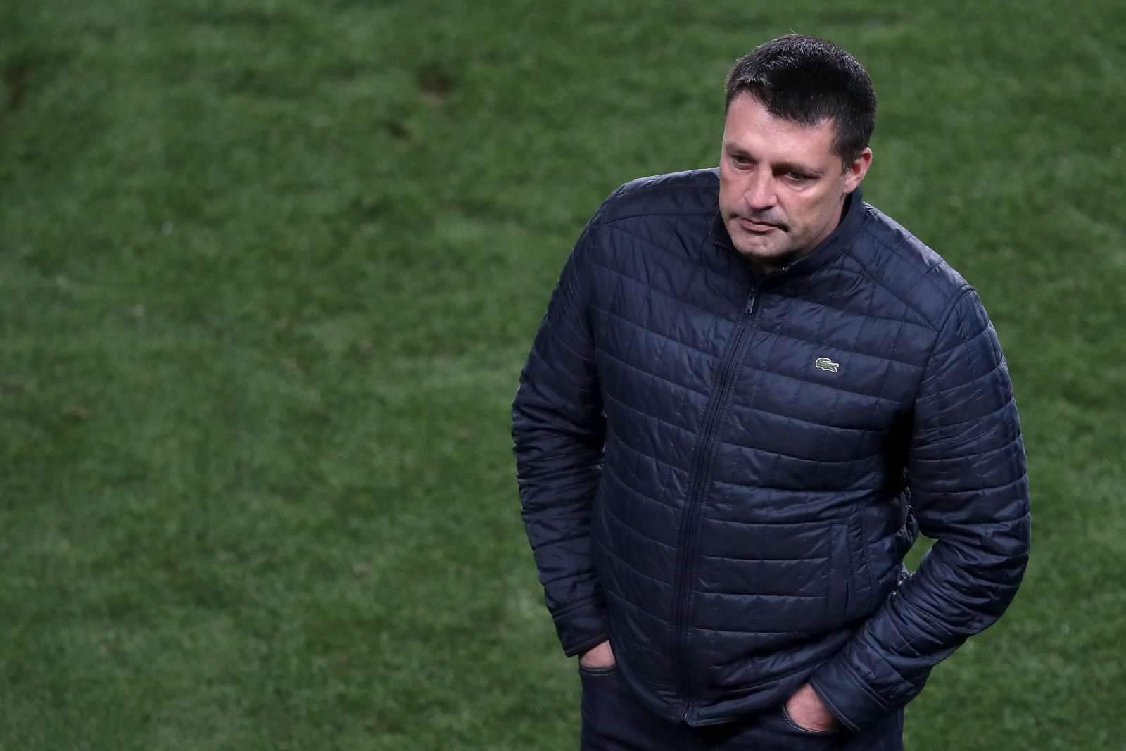 Сёмин: «Черевченко – тренер номер один на сегодняшний день»