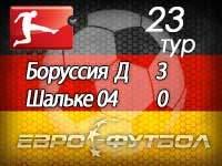 """Осадное положение: """"Боруссия"""" разгромила """"Шальке 04"""" в дерби"""