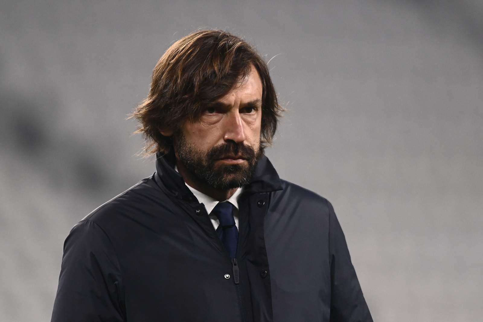 «Не собираюсь уходить»: Пирло ответил на вопрос об отставке после разгрома от «Милана»