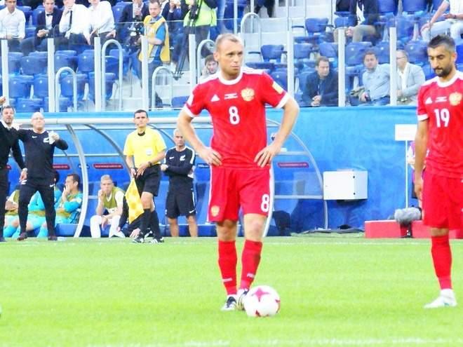 Корян: «Глушаков – топ, он может вернуться в сборную России»