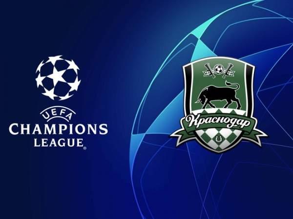 Дебют «Краснодара» в Лиге чемпионов - видео