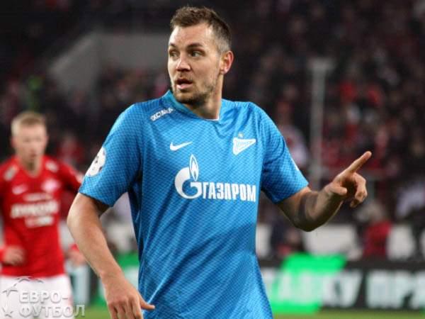 Дзюба: «Соболев сам сказал, что это слухи про «Манчестер Юнайтед»