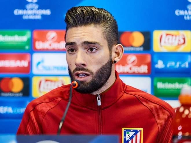 Карраско вернулся в «Атлетико»
