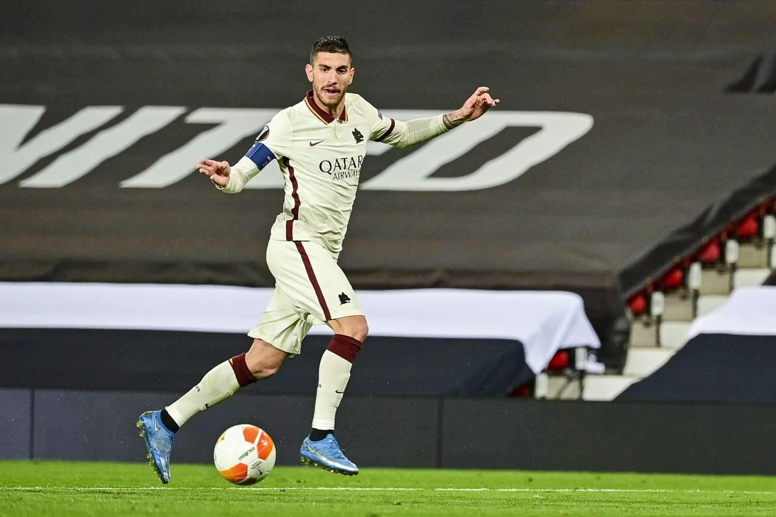 Пеллегрини - первый футболист, забивший в Лиге чемпионов, Лиге Европы и Лиге конференций