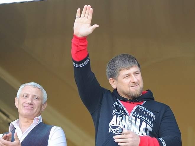 Кадыров: «Можно было не лишать Кокорина и Мамаева свободы»